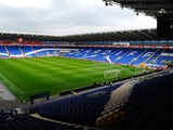 General views outside Cardiff City stadium before the Barclays Premier League match between Cardiff City and Manchester City at Cardiff City Stadium on August 25, 2013
