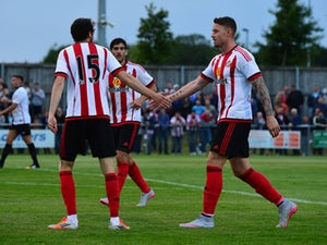 Sunderland come from behind to beat Darlington