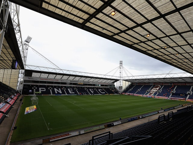 Half-Time Report: Preston, Reading goalless at the interval