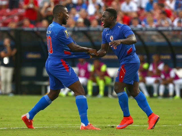 Result: Panama draw with Haiti in Gold Cup opener