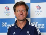 Jan Bartu the Head Coach of GB Pentathlon is seen during the announcement of Modern Pentathlon Athletes Named in Team GB for the London 2012 Olympic Games on June 8, 2012
