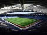General view of the King Power Stadium, home to Leicester City Football Club, in Leicester, central England, on August 31, 2014
