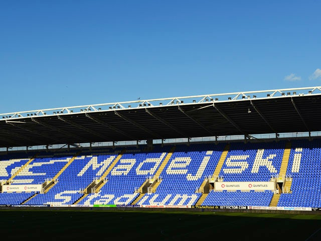 Result: Reading draw ill-tempered friendly