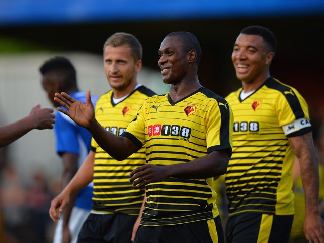 Result: Watford cruise past St Albans City