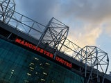 A general view of the stadium prior to kickoff during the FA Cup Quarter Final match between Manchester United and Arsenal at Old Trafford on March 9, 2015