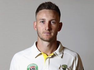 Peter Nevill poses during an Australia portrait session in May 2015