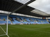 A general view of the Ricoh Arena prior to the npower Championship match between Coventry City and Middlesbrough at The Ricoh arena on January 21, 2012