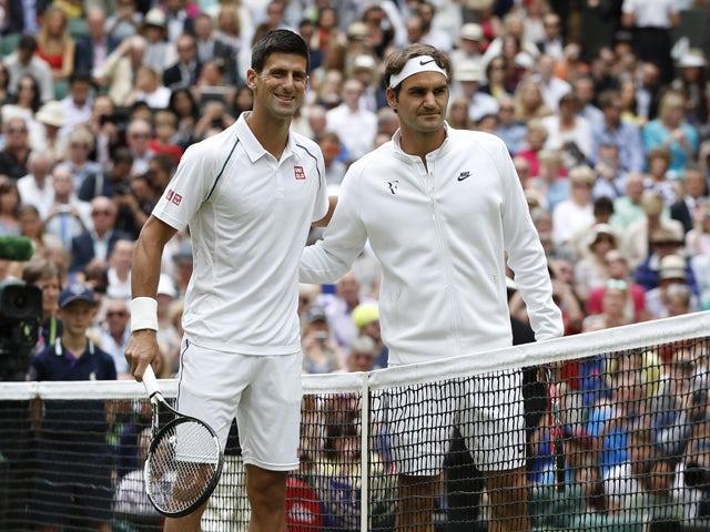 Live Commentary: Djokovic vs. Federer - as it happened