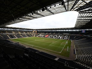 Getafe too strong for MK Dons