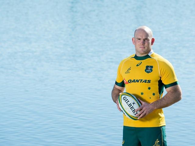 Stephen Moore hails Australia character