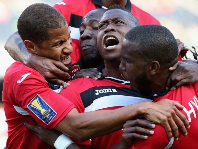 Result: Trinidad kick off Gold Cup with win