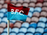 A general view of a corner flag before the Sky Bet Championship match between Burnley and Yeovil Town at Turf Moor on August 17, 2013