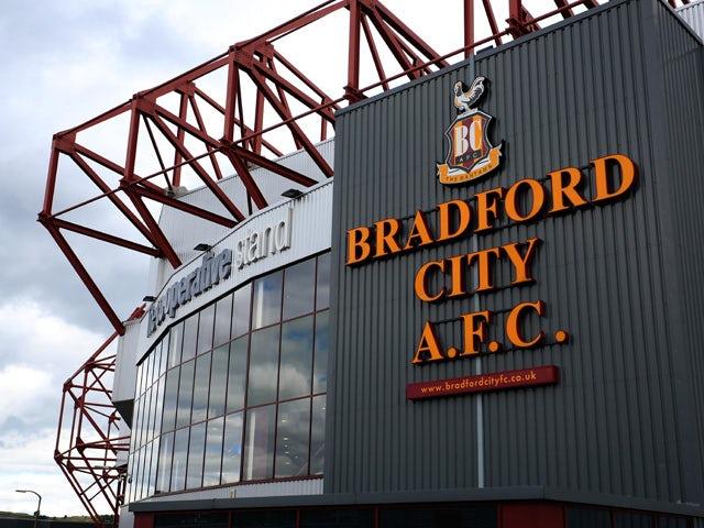 Result: Bradford, Shrewsbury ends all square