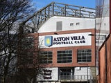 A general view outside the stadium prior to the Barclays Premier League match between Aston Villa and Stoke City at Villa Park on February 21, 2015