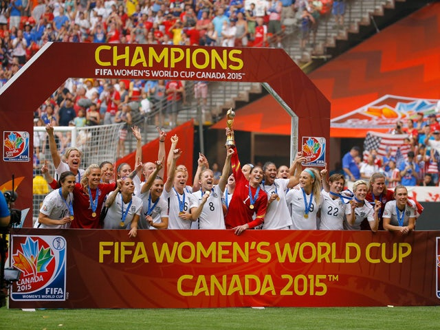 Result: USA win World Cup in seven-goal thriller