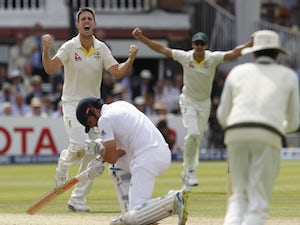 Live Commentary: The Ashes - Second Test, Day Three - as it happened