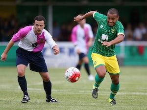Norwich City annihilate Hitchin Town