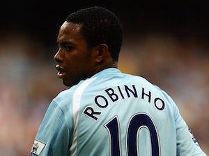 Orlando City show interest in Robinho?