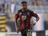 Tyrone Mings #14 of AFC Bournemouth controls the ball in the friendly match against the Philadelphia Union on July 14, 2015