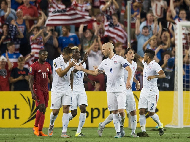 Result: USA hit back to hold Panama