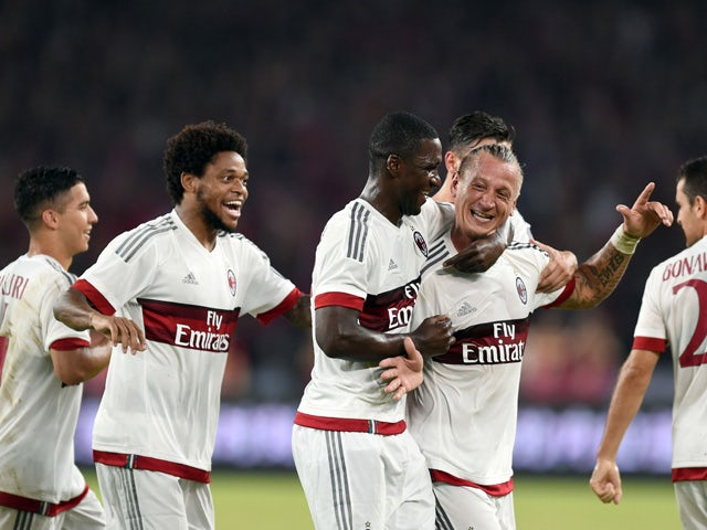 Result: AC Milan defeat Empoli by single goal