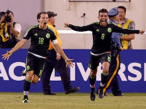 Mexico beat Jamaica to win Gold Cup