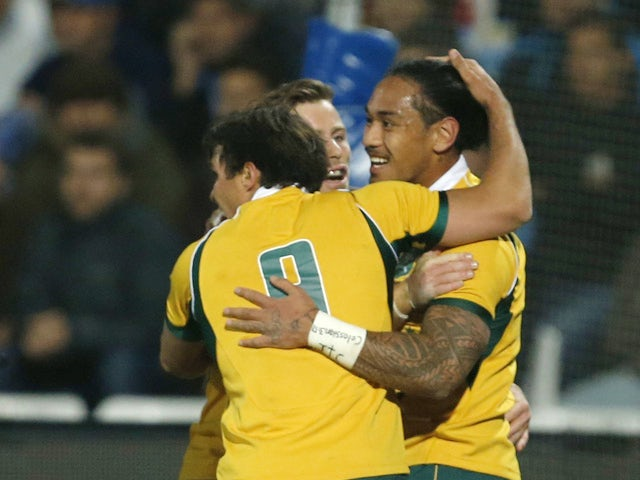 Result: Australia rout with Argentina in Mendonza
