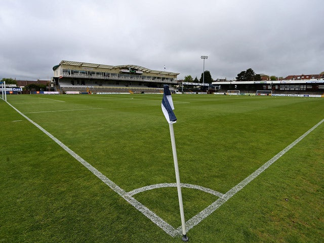 Bower displeased with Guiseley defending