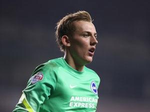 Brighton keeper Walton loaned to Wigan