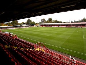 Crawley name Dermot Drummy as new boss