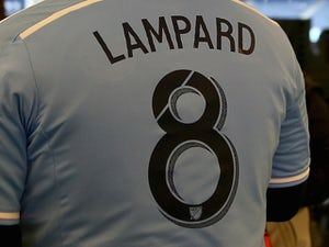 Frank Lampard nets in New York victory
