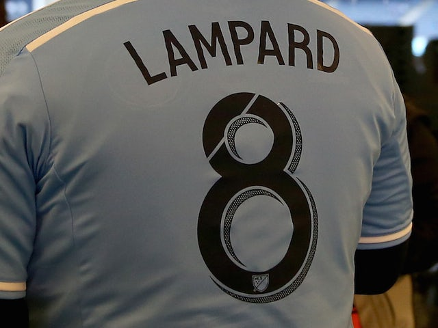 Result: Frank Lampard nets in New York victory