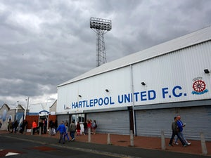 Hartlepool relegated from Football League
