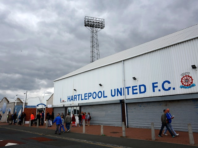 Hartlepool United chairman steps down