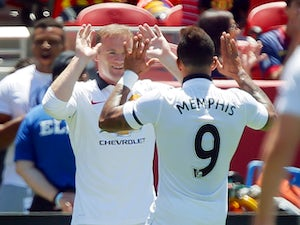 Depay: 'I was not happy at Man United'