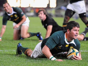 Meyer unveils South Africa World Cup team
