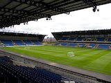 A general view of the Kassam Stadium ahead of the npower League Two match between Oxford United and Bristol Rovers at The Kassam Stadium on October 8, 2011