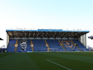 A general view of Fratton Park prior to the Sky Bet League Two match between Portsmouth and Northampton Town at Fratton Park on December 29, 2013