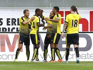 Watford see off SC Paderborn