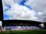 A general view of inside the stadium before the Sky Bet Championship match between Wigan Athletic and Ipswich Town at the DW Stadium on September 22, 2013