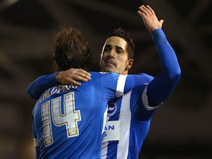 Beram Kayal ruled out for Brighton