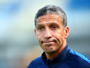 Hughton: 'Brighton still need a striker'