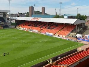 Dundee derby goalless at the break