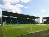 A general view of Easter Road prior to the The William Hill Scottish Cup Semi Final between Falkirk and Hibernian at Easter Road on April 13, 2013