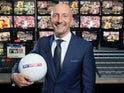 Ian Holloway is unveiled as Sky Sports' new Football League analyst