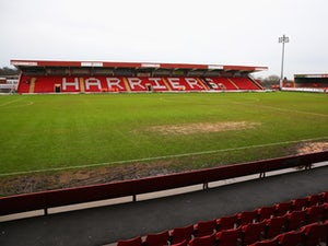 Birmingham cruise to victory at Aggborough