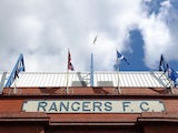 A general view prior to the Clydesdale Bank Premier League match between Rangers and Hearts at Ibrox Stadium on July 23, 2011