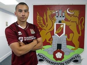 Northampton Town sign Rod McDonald