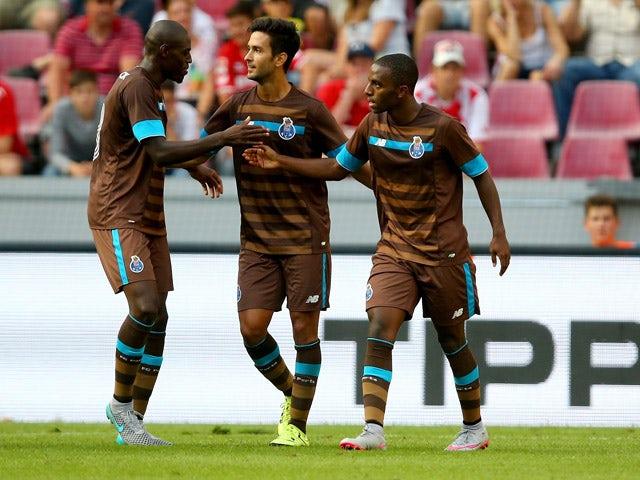 Result: Aboubakar, Maicon goals down Estoril