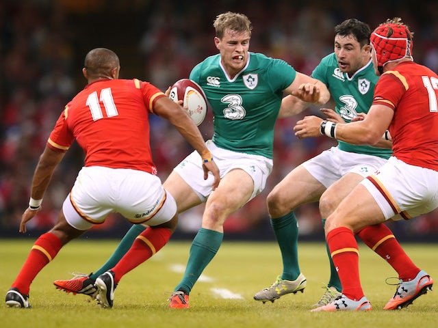 Result: Ireland smash Wales in World Cup warm-up